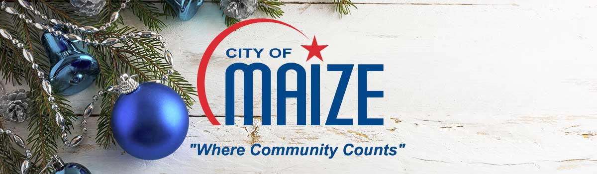 Happy Holidays from the City of Maize