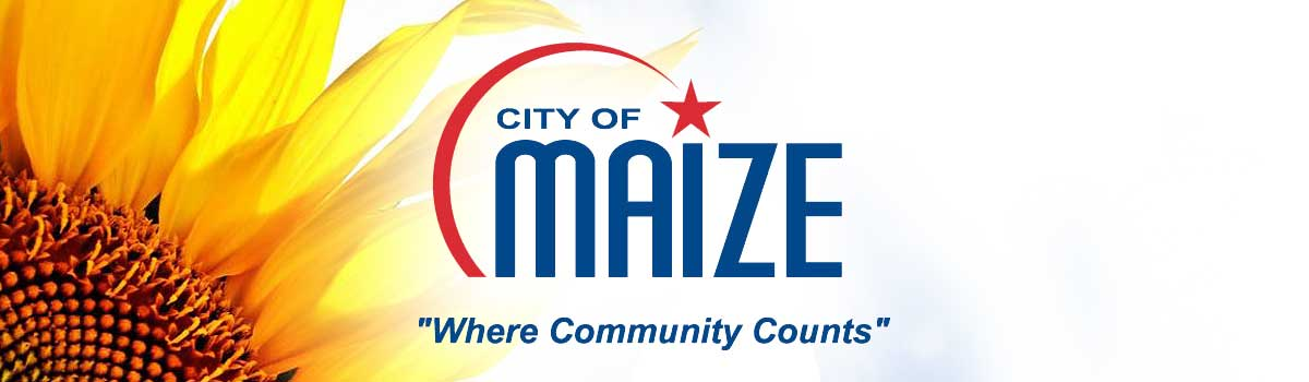 "City of Maize ""Where Community Counts"""