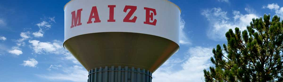 Maize Water Tower