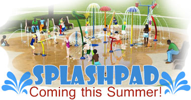 Splashpad Coming Soon!