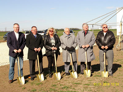 Reiloy USA Groundbreaking